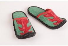 Plstěné pantofle