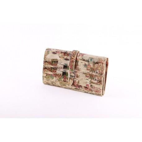 Peněženka s petličkou