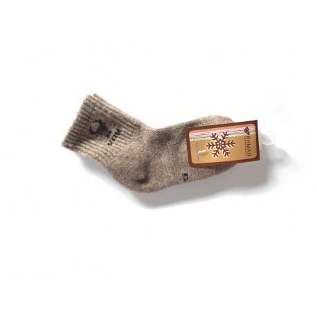 Dětské ponožky z jačí vlny