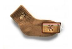 Dětské ponožky z velbloudí vlny