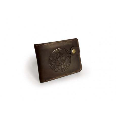 Pánská kožená peněženka Ornament