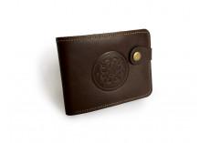 Pánská kožená peněženka Ornament 1