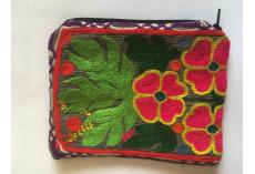 Kazašská taštička tři květy